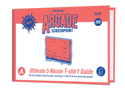 Ultimate 5 Minute T-Shirt Guide
